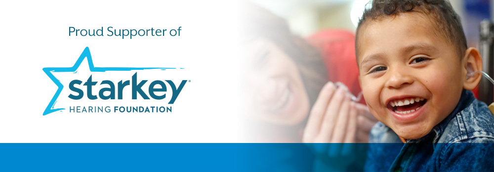 hearing aids, starkey hearing foundation